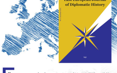 Eveniment CIRI 31 ianuarie 2018: Prezentarea revistei East European Journal of Diplomatic History nr. 3/decembrie 2017