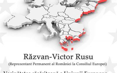 Conferință CIRI 8 noiembrie 2016: Răzvan-Victor Rusu — Vecinătatea răsăriteană a Uniunii Europene – evoluție și perspective