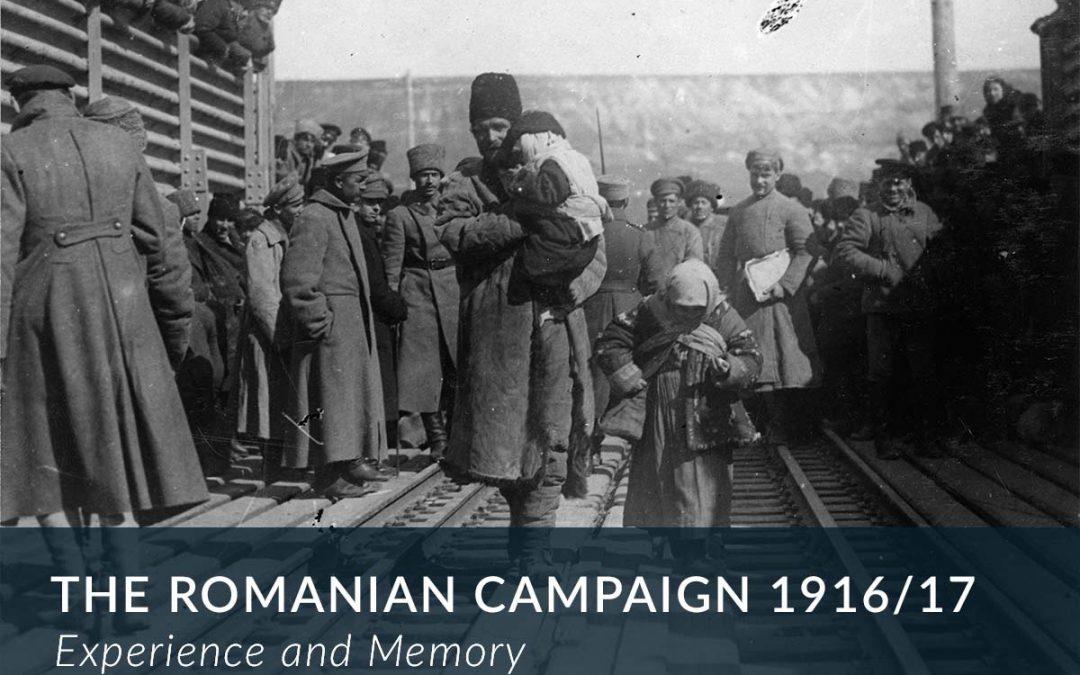 Prezență CIRI la conferința internațională 'The Romania Campaign 1916/17 – Experience and Memory', 26–28 septembrie 2016, Univ. Sf. Chiril și Metodie, Veliko Târnovo, Bulgaria