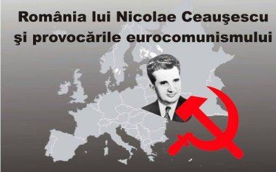 Conferință CIRI 21 aprilie 2016: Cezar Stanciu — România lui Nicolae Ceaușescu și provocările neocomunismului