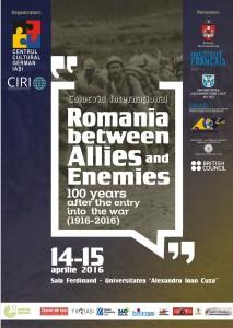Romania between Allies and Enemies